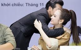 """Angela Phương Trinh công khai ôm người tình """"tin đồn"""""""
