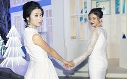 Hot girl Quỳnh Anh Shyn và Salim dắt tay nhau đi sự kiện