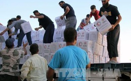 LHQ ngừng mọi chuyến hàng viện trợ cho Syria