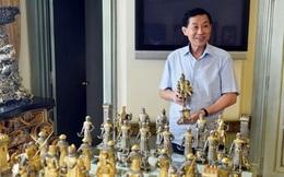 Tham vọng mới của vua hàng hiệu Johnathan Hạnh Nguyễn