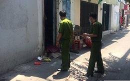 Xác chết phân hủy ngay tại khu dân cư ở Sài Gòn