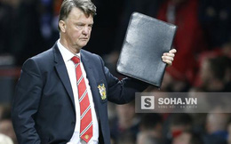 Van Gaal dùng quyển sổ bí ẩn giỡn mặt Man City, Arsenal thế nào?