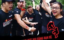 Hoạt động team building ngày càng thu hút giới trẻ Việt