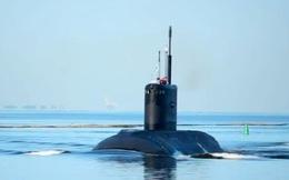Tàu ngầm 186 – Đà Nẵng đã về Cam Ranh