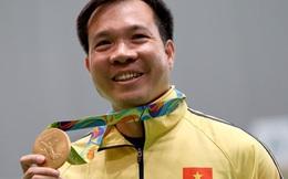 Nhìn kìa, Việt Nam đấy, ngang hàng Mỹ, ngay tại Olympic!