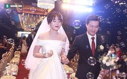 Nhan sắc lộng lẫy của vợ MC Hãy chọn giá đúng trong ngày rước dâu