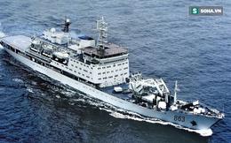 """Hoàn Cầu: Hoan nghênh Hải quân TQ """"bắt"""" UUV Mỹ, ngư dân hãy mạnh tay cắt cáp, vớt sonar!"""