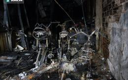 [ẢNH] Hiện trường vụ cháy làm 6 người trong gia đình chết thảm ở Sài Gòn