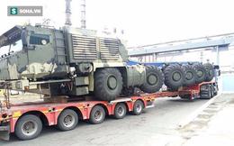 Lộ diện xe quân sự đặc chủng thế hệ mới: Dừng nhập từ Belarus, ưu tiên xe Nga nội địa hóa?