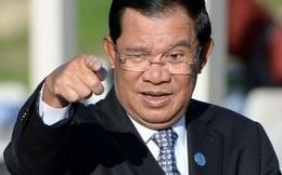 Thủ tướng Hun Sen từ chối đối thoại với phe đối lập