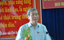 Ông Đinh Thế Huynh: Trịnh Xuân Thanh lẳng lặng vượt biên trốn ra nước ngoài rồi bay sang Châu Âu