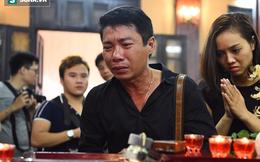 Người thân khóc ngất trong giờ khắc tiễn biệt nghệ sĩ Hán Văn Tình