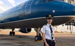 Thu nhập bình quân của phi công Vietnam Airlines đã đạt trên 100 triệu đồng/tháng