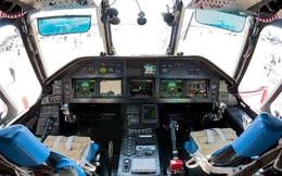 """Lộ diện """"Người vận chuyển"""" số 1 thế giới Mi-26T2 của Nga"""