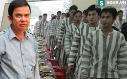 Các trùm giang hồ bật khóc trong tù vì nhớ Tết