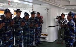 Cảnh sát biển Việt Nam - Trung Quốc sẽ tuần tra chung kiểm tra liên hợp nghề cá Vịnh Bắc Bộ