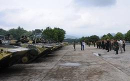 Đoàn Tùy viên Quốc phòng các nước tại Việt Nam thăm quan, tìm hiểu thực tế tại Sư đoàn 308