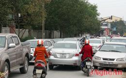 Nghệ An: Bình quân trong 10 hộ dân có 1 hộ sở hữu ô tô