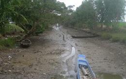 Ám ảnh những dòng sông chết tại đồng bằng sông Cửu Long