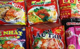 Acecook, Masan, Asia Foods phải lo vì người Việt hoang mang với mì gói