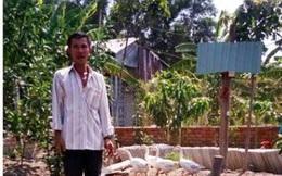 Chủ khu đất kêu cứu bị xử lý hình sự vì… xây chòi nuôi vịt!