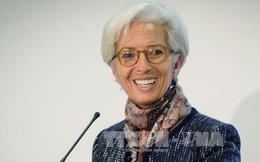 Bà Christine Lagarde tái cử Tổng Giám đốc IMF