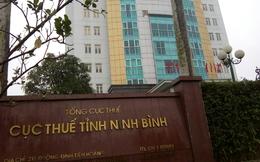 Trộm táo tợn đột nhập Cục thuế tỉnh Ninh Bình ngày giáp tết