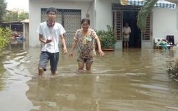 """""""Hơn 10 năm nay, chỉ mong một lần mưa mà nhà tôi không bị ngập"""""""