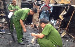 Cháy nổ kinh hoàng trong đêm,  4 người trong 1 gia đình chết thảm