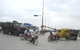 """Đang đánh nhau thì hết đạn và """"độc chiêu"""" dẹp đường cho đoàn xe chở đạn: Chỉ có ở VN!"""