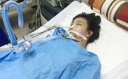 Cuộc chiến giành sự sống của nữ sinh lớp 7 bị chấn thương sọ não, giập phổi sau tai nạn kinh hoàng