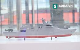 Việt Nam sẽ sớm đóng tàu hộ vệ tên lửa Sigma?