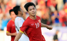 U23 Việt Nam: Lộ diện người đá cặp với Công Phượng