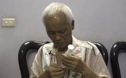 NSƯT Duy Thanh khi bị viện trả về: Sút 20 kg, tóc bạc trắng, phải bơm thức ăn nước uống