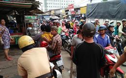 CSGT bắt giữ tên trộm táo tợn trên đường phố Sài Gòn