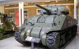 Bảo tàng quân sự đóng cửa, bán hàng loạt xe tăng quý hiếm