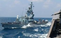 Chiến hạm Sa'ar 4.5 thừa sức bắn rụng tên lửa Nga