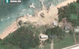 """""""Cấu trúc bí ẩn"""" Đài Loan đặt trái phép trên đảo Ba Bình là radar"""