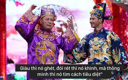 """Chí Trung bức xúc, """"cáu giận"""" Đỗ Thanh Hải vì Táo quân 2016"""