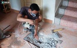 Hà Nội: Nền nhà bỗng dưng nóng ran, người dân thử đặt chiếc lá tươi lên thì bị héo ngay