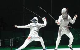 """""""Đệ nhất kiếm chém"""" Việt Nam thảm bại tại Olympic"""