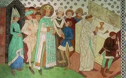 """Vị vua được phong """"thánh"""" ở Thụy Điển bị chặt đầu không thương tiếc"""