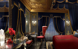 """Mỗi căn phòng bên trong khách sạn """"sang trọng nhất Macao"""" này có giá trị tới 7 triệu USD"""