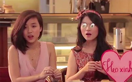 Nhan sắc thời đi diễn vai phụ của bạn gái Hoài Lâm