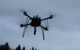 Tới đây, drone sẽ là nỗi ác mộng cho mọi lâm tặc trên thế giới!