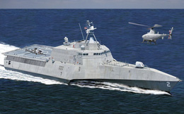 Sức mạnh tàu chiến ven bờ Mỹ có thể bán cho Việt Nam
