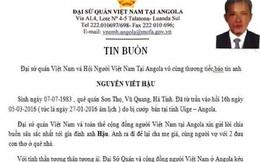 2 lao động Việt Nam tại Angola bị cướp bắn chết