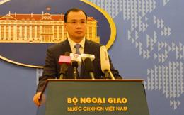 Việt Nam hoan nghênh phán quyết của Toà trọng tài về Biển Đông