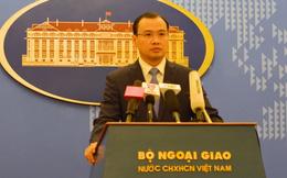 Việt Nam sẽ có phản ứng về nội dung phán quyết Biển Đông