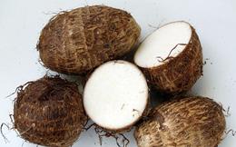 Lợi ích sức khỏe của củ khoai sọ